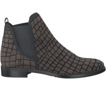 Schwarze Maripé Chelsea Boots 23289