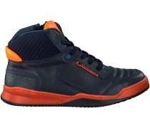 Blaue Vingino Sneaker AARON MID
