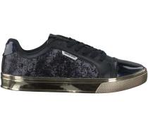 Schwarze Versace Jeans Sneaker 75338