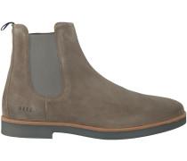 Taupe Nubikk Chelsea Boots LOGAN CHELSEA