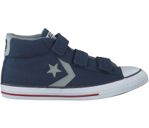 Blaue Converse Sneaker STAR PLAYER 3V MID