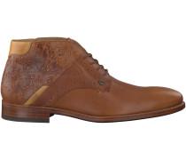 Cognac Rehab Business Schuhe ADRIANO