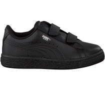 Schwarze Puma Sneaker BASKET CLASSIC LFS