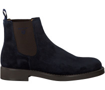 Blaue Gant Chelsea Boots OSCAR