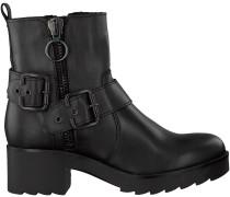 Schwarze Omoda Biker Boots P14983