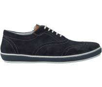 Blaue Floris van Bommel Sneaker 19036