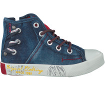 Blaue Replay Sneaker IBROX