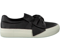 Schwarze Steve Madden Slip On EMPIRE
