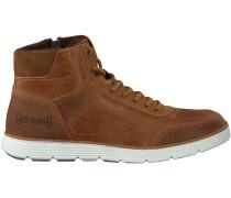 Cognac Bullboxer Ankle Boots AHS503E6C