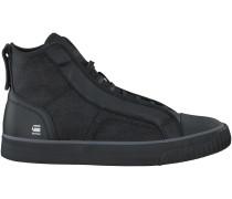 Schwarze G-Star Sneaker SCUBA