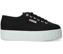 Sneaker Low 2790 3d Lettering Schwarz Damen