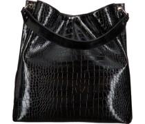 Becksondergaard Shopper Solid Kayna Bag Schwarz Damen