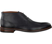 Graue Van Lier Business Schuhe 5341