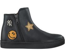Schwarze Omoda Sneaker 4372