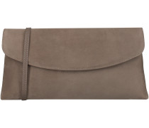 Taupe Peter Kaiser Clutch WINEMA