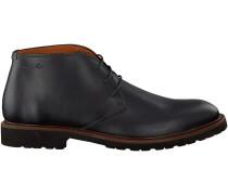 Graue Van Lier Ankle Boots 5505