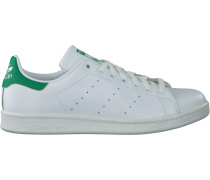 Weiße Adidas Sneaker Stan Smith Heren