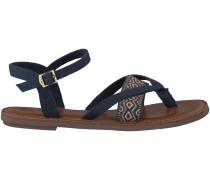 Blaue Toms Sandalen WM LEXIE SAND