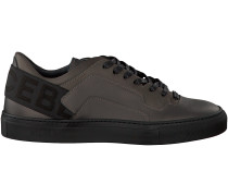 Braune Iceberg Sneaker EIU784A