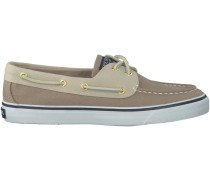 Taupe Sperry Slipper BAHAMA CORE