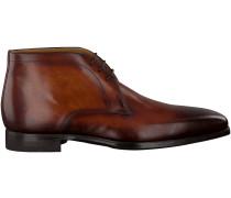 Cognac Magnanni Business Schuhe 20105