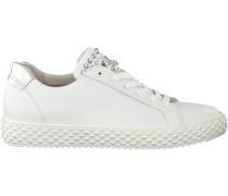 Weiße Gabor Sneaker 434