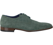 Grüne Greve Business Schuhe FIORANO