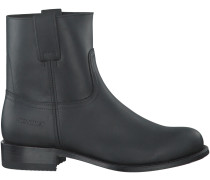 Schwarze Sendra Stiefel 13012
