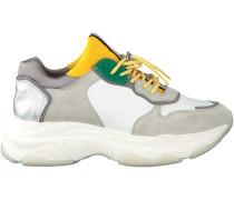 Weiße Bronx Sneaker BBAISLEY