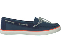 Blaue Gant Slipper SAN DIEGO