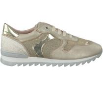 Goldene Unisa Sneaker DAYTONA