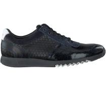 Blaue Floris van Bommel Sneaker 16127