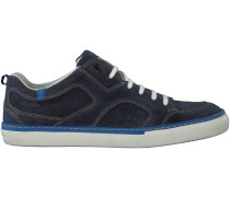 Blaue Floris van Bommel Sneaker 14422