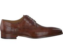 Braune Greve Business Schuhe 4156