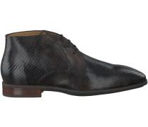Braune Van Bommel Business Schuhe 10930