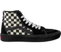 Vans Sneaker High Ua Comfycush Sk8-hi Schwarz Damen