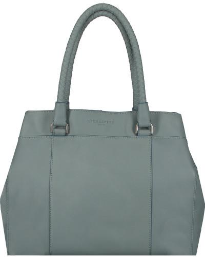 liebeskind damen blaue liebeskind handtasche diva reduziert. Black Bedroom Furniture Sets. Home Design Ideas