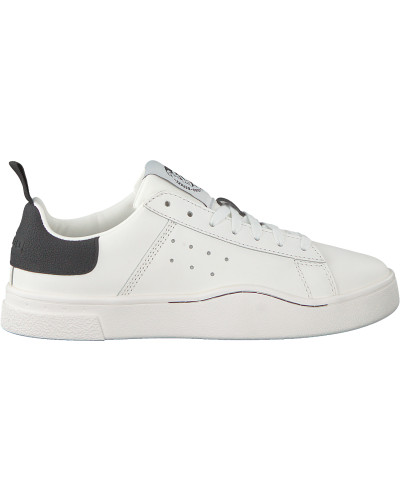 Weiße Diesel Sneaker Clever