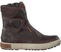 Braune Vingino Boots SPIKE