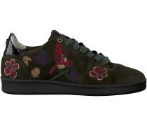 Grüne Floris van Bommel Sneaker 85171