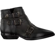 Schwarze Mjus Biker Boots 186204