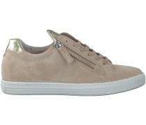 Beige Gabor Sneaker 488
