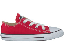 Rote Converse Sneaker CHUCK TAYLOR ALL STAR OX KIDS