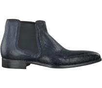 Blaue Greve Business Schuhe 4752