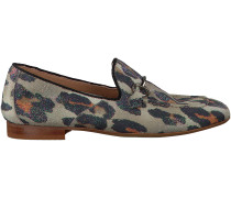 Taupe Pedro Miralles Loafer 18076