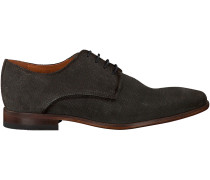 Graue Van Lier Business Schuhe 96000