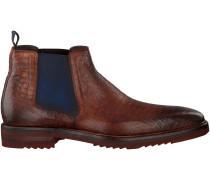 Braune Greve Chelsea Boots BARBERA HOOG
