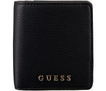 Schwarze Guess Portemonnaie SWSISS P6499