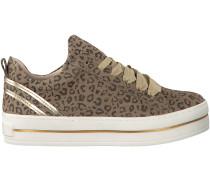 Braune Mjus Sneaker 923106