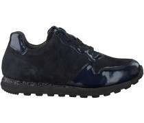 Blaue Gabor Sneaker 366